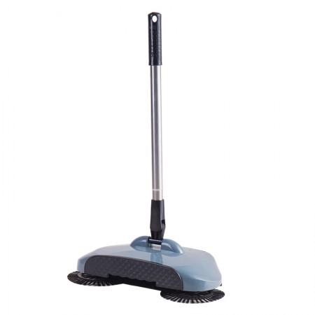 宝优妮 手推式扫地机家用扫拖地一体机懒人魔法扫把9145-7