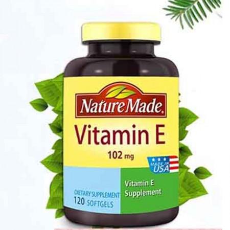 nature made 维生素E软胶囊