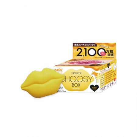 【日本直邮】Pure Smile纯微笑choosy滋润嘴唇水嫩唇膜 20片/盒·蜂蜜